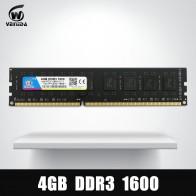845.5 руб. 55% СКИДКА|VEINEDA оперативная Память DIMM DDR3 4 Гб 1600 МГц; Совместим 1333 1066 ddr 3 4 Гб PC3 12800 Memoria 240pin для всех AMD Intel® для настольных ПК-in ОЗУ from Компьютер и офис on Aliexpress.com | Alibaba Group