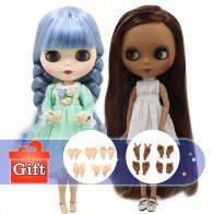 1438.6 руб. 45% СКИДКА|Ледяная фабрика Обнаженная кукла blyth нормальное и шарнирное тело мода на заказ кукла подходящая косметика