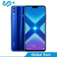US $174.22 5% OFF|Original Huawei Honor 8X Smartphone 1080P 6.5 inch Screen Global ROM LTE  Android 8.1 3750mAh Battery 20MP Camera 1.5GHz-in Cellphones from Cellphones & Telecommunications on Aliexpress.com | Alibaba Group