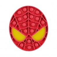 Силиконовые антистрессовые игрушки-антистресс, безопасные сенсорные игрушки, СИМПЛ Димпл, популярные антистрессовые сжимаемые пузырьки, и... - Симпл Димпл