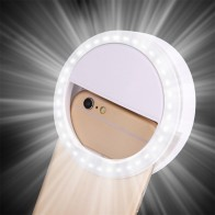 € 1.27 43% de DESCUENTO|Universal Selfie LED anillo Flash luz móvil portátil 36 LEDS Selfie lámpara anillo luminoso Clip para iPhone 8 7 6 Plus Samsung-in Lentes de teléfono móvil from Teléfonos celulares y telecomunicaciones on Aliexpress.com | Alibaba Group