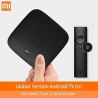 3399.66 руб. |Xiaomi MI TV BOX Smart 4 K HD Android TV Box Quad Core 2 Г/8 Г Двойной Wi Fi с Коди Youtube IPTV Media Player тв приставка-in ТВ-приставки from Бытовая электроника on Aliexpress.com | Alibaba Group