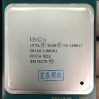 16680.52 руб. |Процессор Intel Xeon E5 2680 V2 Процессор 2,8 LGA 2011 SR1A6 десять ядер серверный процессор e5 2680 V2 E5 2680V2-in ЦП from Компьютер и офис on Aliexpress.com | Alibaba Group