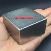 1221.73 руб. 27% СКИДКА|1 шт. блок 50x50x30 мм супер сильные высококачественные редкоземельные магниты сильный неодимовый магнит 50*50*30 мм квадратный большой купить на AliExpress