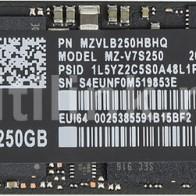 SSD накопитель SAMSUNG 970 EVO Plus MZ-V7S250BW 250Гб