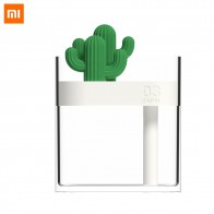 €8.77 38% de DESCUENTO|Xiaomi Mijia 319 claro Cactus ultrasónico humidificador de aire 160ML Color luz USB purificador de aire anión niebla fabricante atomizador de agua-in control remoto inteligente from Productos electrónicos on AliExpress