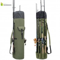 US $19.83 48% OFF|Shaddock Fishing Portable Multifunction Nylon Fishing Bags Fishing Rod Bag Case Fishing Tackle Tools Storage Bag -in Fishing Bags from Sports & Entertainment on Aliexpress.com | Alibaba Group