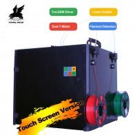 42001.63 руб. 26% СКИДКА|Летающий медведь торнадо 2 Pro большой 3d принтер DIY Полный металлический линейный рельс 3d принтер комплект высокого качества точность двойной экструдер-in 3D принтеры from Компьютер и офис on Aliexpress.com | Alibaba Group