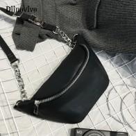 573.1руб. 61% СКИДКА|DIINOVIVO модная поясная сумка на цепочке с бананом, новая брендовая поясная сумка, Женская поясная сумка из искусственной кожи, нагрудная сумка для живота, WHDV0462-in Поясные сумки from Багаж и сумки on AliExpress - 11.11_Double 11_Singles