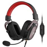 7,1 гарнитура с объемным звуком Redragon H510 Zeus Проводные Игровые наушники геймер со съемным микрофоном для ПК, PS4, Xbox One, переключатель