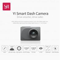 3023.53 руб. 54% СКИДКА|Видеорегистратор YI Smart Dash Camera HD | Беспроводное подключение  Wi Fi| Угол обзора 165 градусов | Запись видео 1920×1080 при 60 к/с | Ночной режим | Хранение данных microSD (microSDXC) до 64 Гб-in Видеорегистратор from Автомобили и мотоциклы on Aliexpress.com | Alibaba Group