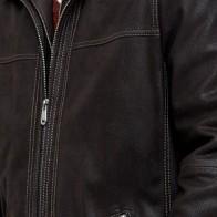Мужская кожаная куртка Derimod ME-5637988358 - Мужские кожаные куртки