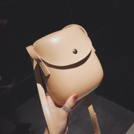 633.11руб. 16% СКИДКА|Super seabob 2019 Осенняя новая дизайнерская модная внутренняя мини сумка на одно плечо, Повседневная Мягкая сумочка на застежке для женщин DA014-in Сумки с ручками from Багаж и сумки on AliExpress - 11.11_Double 11_Singles