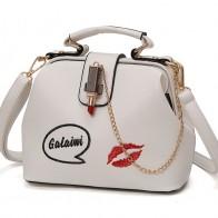 523.78 руб. 35% СКИДКА|Женская кожаная сумка, женская сумка на плечо, маленькая сумка через плечо, сумка через плечо, вышитая губная помада, дизайнерская повседневная женская сумка-in Сумки с ручками from Багаж и сумки on Aliexpress.com | Alibaba Group