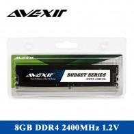 1961.15 руб. 30% СКИДКА|AVEXIR Оперативная память DDR4 4 ГБ/8 ГБ/16 ГБ рабочего Память 2133 мГц/2400 мГц памяти Напряжение 1,2 В PC4 17000/PC4 19200 гарантия 3 года один Оперативная память купить на AliExpress