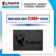 US $25.16 50% OFF|Kingston A400 SSD Internal Solid State Drive 120GB 240GB 480GB 2.5 inch SATA III HDD Hard Disk HD SSD Notebook PC 960GB-in Internal Solid State Drives from Computer & Office on AliExpress