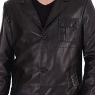 Мужская кожаная куртка Franko Armondi ME-18927-U-1147 - Мужские кожаные куртки