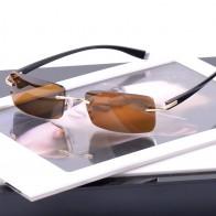 2142.2 руб. 48% СКИДКА|Vazrobe (145 мм) без оправы Мужские поляризационные солнцезащитные очки темно черные коричневые солнцезащитные очки для мужчин для вождения рыбалки фирменный качественный чехол бесплатно-in Мужские солнцезащитные очки from Одежда аксессуары on Aliexpress.com | Alibaba Group