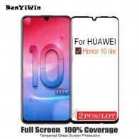 US $3.18 20% OFF|2PCS 100% Original Full Cover Tempered Glass for Huawei Honor 10 Lite Screen Protector on Protective Glass For HRY AL00 LX1 LX2-in Phone Screen Protectors from Cellphones & Telecommunications on Aliexpress.com | Alibaba Group