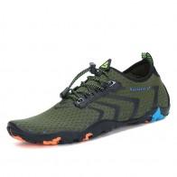 853.66 руб. 29% СКИДКА|Aqua shoes/Летняя водонепроницаемая обувь; Мужские дышащие пляжные тапочки; женская обувь для плавания; носки для дайвинга; Tenis Masculino-in Обувь для восхождения from Спорт и развлечения on Aliexpress.com | Alibaba Group