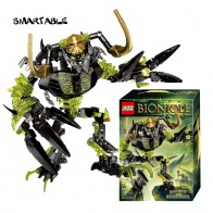 US $14.82 9% OFF|Smartable BIONICLE 191pcs Umarak Destroyer figures 614 Building Block toys Compatible legoing 71316 BIONICLE Christmas Gift-in Blocks from Toys & Hobbies on Aliexpress.com | Alibaba Group