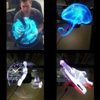 8634.63 руб. 20% СКИДКА|WI FI 3D шлем проектор голограмм Logo проектор Портативный голографический проигрыватель 3D голографический дисплей вентилятор уникальный голая Eye3DProjector-in Рекламная подсветка from Лампы и освещение on Aliexpress.com | Alibaba Group