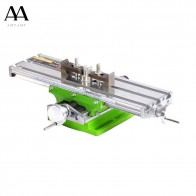AMYAMY Mini Multifunctional Cross Working slid Table compound table worktable Bench For Drill Milling Machine 6330 ship from USA-in Power Tool Accessories from Tools on Aliexpress.com | Alibaba Group