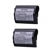 US $39.99 20% OFF|2Pcs 11.1V 3200mAh EN EL4 EN EL4 EN EL4a ENEL4a Camera Battery Bateria Akku for Nikon D2H D2Hs D2X D2Xs D3 D3S F6 MH 21 Cameras-in Digital Batteries from Consumer Electronics on Aliexpress.com | Alibaba Group
