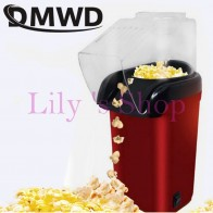US $21.04 8% OFF|DMWD Electric Corn Popcorn Maker Household Automatic Mini Hot Air Popcorn Making Machine DIY Corn Popper Children Gift 110V 220V-in Popcorn Makers from Home Appliances on Aliexpress.com | Alibaba Group