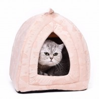 Warm Cotton Cat Cave House Pet Bed Pet Dog House Lovely Soft Suitable Pet Dog Cushion Cat Bed House High Quality Products-in Cat Beds & Mats from Home & Garden on Aliexpress.com | Alibaba Group