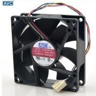 257.64 руб. 21% СКИДКА|Для AVC 8025 80 мм x 80 мм x 25 мм DL08025R12U гидравлический подшипник Охлаждение процессора вентилятор охлаждения 12 В 0.50A 4 провода 4Pin разъем-in Вентиляторы и охлаждение from Компьютер и офис on Aliexpress.com | Alibaba Group - smartcart.megabonus.com/collection/679