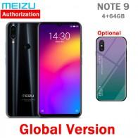 10852.87 руб. 10% СКИДКА|Instock meizu Note 9 48.0mp камера 4 ГБ ОЗУ 64 Гб ПЗУ 4G LTE Snapdragon 675 Восьмиядерный 6,2