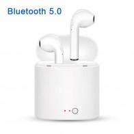 560.76 руб. 37% СКИДКА|Новый i7S СПЦ Мини Bluetooth 5,0 наушники стерео бас беспроводной гарнитура с микрофоном для телефона xiaomi samsung купить на AliExpress