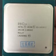 5111.28 руб. |Процессор Intel Xeon E5 2650 V2 E5 2650 V2 Процессор 2,6 LGA 2011 SR1A8 8 ядерный процессор Настольный e5 2650V2 100% нормальной работы купить на AliExpress
