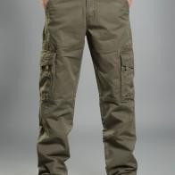 1148.54 руб. 54% СКИДКА|Мужские брюки Карго повседневные мужские брюки мешковатые обычные хлопковые брюки мужские армейские военные тактические брюки с несколькими карманами-in Брюки карго from Мужская одежда on Aliexpress.com | Alibaba Group
