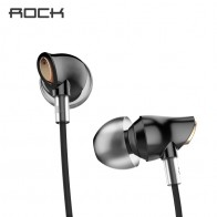 US $9.99 40% OFF|Rock Zircon Nano Stereo Earphone In Ear Headset With Micro 3.5mm In Balanced Immersive Bass Earphones for iPhone Xiaomi Huawei-in Phone Earphones & Headphones from Consumer Electronics on Aliexpress.com | Alibaba Group