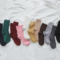 74.58 руб. 5% СКИДКА|Хлопок, японский стиль, Теплые ботильоны, современные женские носки, повседневные, однотонные, вязаные, Harajuku, попсокет, зимние носки для женщин, художественные носки-in Носки from Нижнее белье и пижамы on Aliexpress.com | Alibaba Group