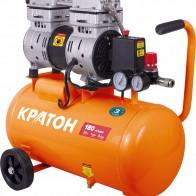 Компрессор с прямой передачей безмасляный Кратон AC 180 24 OFS|compressor|kraton|  - AliExpress