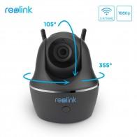 3834.5 руб. 31% СКИДКА|Reolink Видеоняни и радионяни Wi Fi Камера 2,4 г/5 г 2MP Full HD 1080p панорамирования/наклона видеонаблюдения домашние Камера C1 2MP-in Камеры видеонаблюдения from Безопасность и защита on Aliexpress.com | Alibaba Group