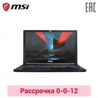 Игровой ноутбук MSI GS63 8RE 15,6
