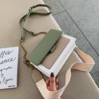 926.92 руб. 35% СКИДКА|Кожаные сумки через плечо для женщин Зеленая цепочка на плечо сумка высокого качества женские сумки для путешествий и сумочки через плечо сумка-in Сумки с ручками from Багаж и сумки on Aliexpress.com | Alibaba Group