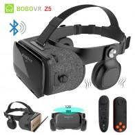 3477.81 руб. |Bobovr Z5 4D Bluetooth виртуальной реальности 3D очки картонный шлем смартфон VR очки Shock гарнитура коробка для Iphone 8 Android-in Очки 3D/VR from Бытовая электроника on Aliexpress.com | Alibaba Group
