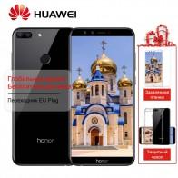 """Huawei Honor 9 Lite бесплатные подарки 4 камеры 5,65 """"3000 мАч Octa Core 4G LTE Kirin 659 купить на AliExpress"""