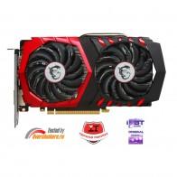 Купить Видеокарта MSI nVidia  GeForce GTX 1050TI ,  GTX 1050 Ti GAMING X 4G в интернет-магазине СИТИЛИНК, цена на Видеокарта MSI nVidia  GeForce GTX 1050TI ,  GTX 1050 Ti GAMING X 4G (399877) - Москва
