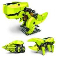 Обучайте, солнечный паук, динозавр, робот «сделай сам», обучающая научная детская игрушка, Семейная Игрушка, сборные игрушки, наборы - Небанальные подарки