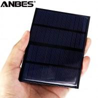 184.09 руб. 10% СКИДКА|ANBES солнечная панель 12 в портативный модуль DIY малая солнечная панель 1,5 Вт солнечная батарея 115x85 мм солнечная батарея-in Солнечная панель from Товары для дома on Aliexpress.com | Alibaba Group