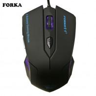 Бесшумная матовая Эргономика 2400 точек/дюйм Регулировка USB 6D Проводная оптическая компьютерная игровая мышь Мыши для компьютера ПК ноутбук для Dota 2 купить на AliExpress