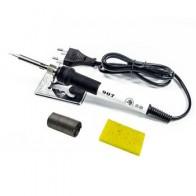60 Вт 907 Паяльник с контролем температуры регулируемый внутренний нагрев Электрический паяльник для электронных 110 В 220 В