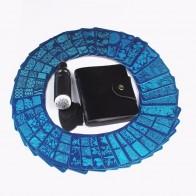 1123.81 руб. 25% СКИДКА|Палец Ангел 35 шт./лот ногтей штамп изображения шаблоны для стемпинга + 1 шт. тиснения Арт Case/Организатор/Floder Бесплатная штампа # WJ040 купить на AliExpress