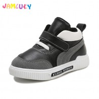 US $11.97 33% OFF|Kids Boy Shoes Autumn Winter 2018 Children Sneakers PU Shoes Fashion Color Patch Outdoor Breathable Boys Sport Shoes Children-in Sneakers from Mother & Kids on Aliexpress.com | Alibaba Group